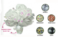 Fitz Princess Rhinestone Bracelet With Rhinestone Picks