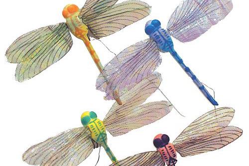 Artificial Dragonflies Thumbnail