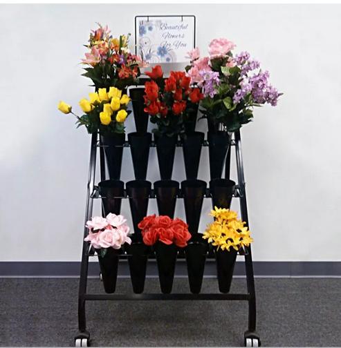 MOD 20-Place Flower Display Rack